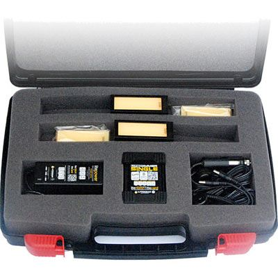 Image of Cineo Matchstix 3-Inch Double Power Kit