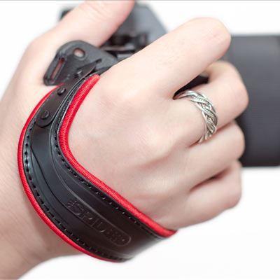 Image of SpiderLight Hand Strap - Red