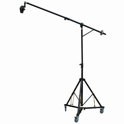 Hague K4 Elevation Camera Boom with Dolly + Stand