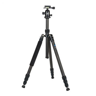 Kenro Standard Travel Tripod (LG) Kit Carbon Fibre with BC1 Ball Head