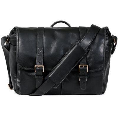 Ona Brixton Black  Leather