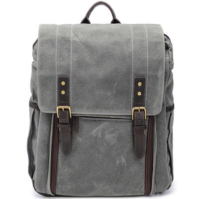 Ona Camps Bay Smoke  Waxed Canvas