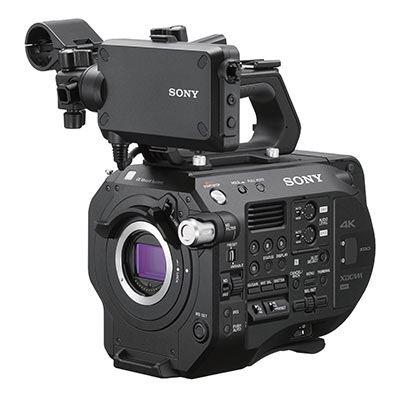 Sony PXWFS7 II 4K Professional Camcorder (Body Only)
