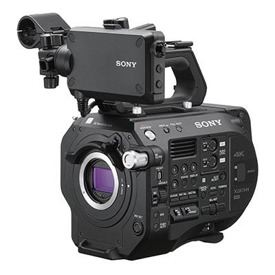 Sony PXW-FS7 II 4K Professional Camcorder (Body Only)