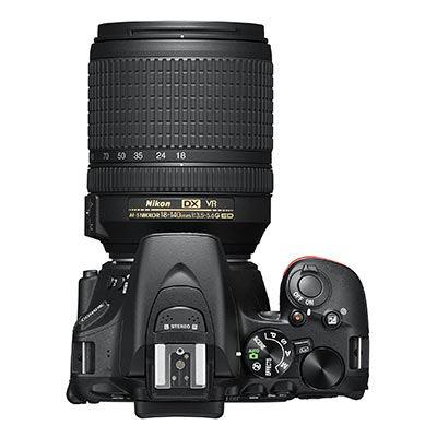 Nikon D5600 Digital SLR Camera with 18-140mm Lens