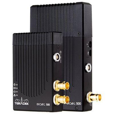 Teradek Bolt Pro 500 3G-SDI Video Transceiver Set