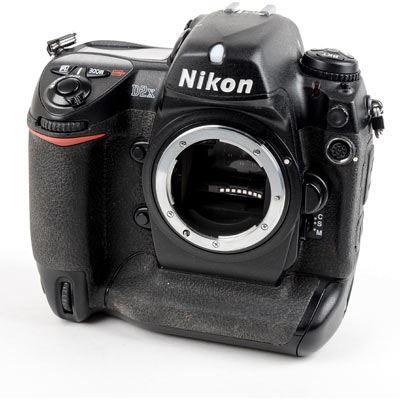 Used Nikon D2X Digital SLR Camera