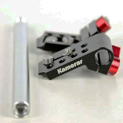 Image of Kamerar Pico Pico Plate Combo for Attaching 1/4, and 3/8, Accessories