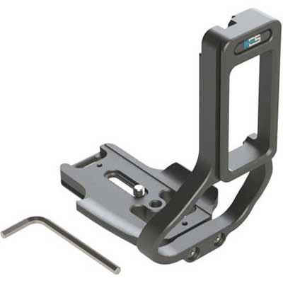 Kirk BL-D500G L-Bracket for Nikon D500 with MB-D17 grip