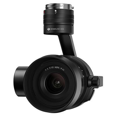 DJI Zenmuse X5S (for Inspire 2 with Lens)