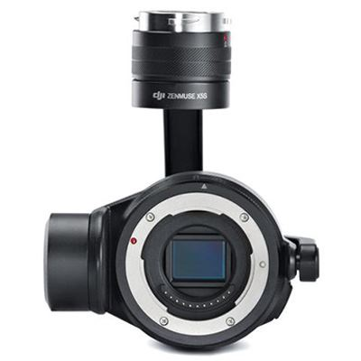 DJI Zenmuse X5S Gimbal + Camera (Lens excluded)