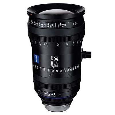 Zeiss 15-30mm T2.9 CZ.2 Cine Zoom Lens - Nikon F Mount (Feet)