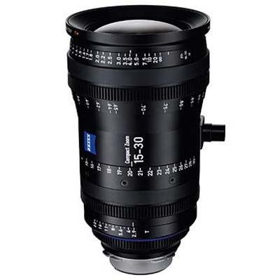 Zeiss 15-30mm T2.9 CZ.2 Cine Zoom Lens - Nikon F Mount (Metric)