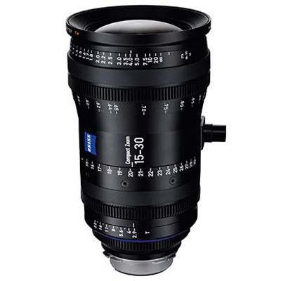 Zeiss 15-30mm T2.9 CZ.2 Cine Zoom Lens - Nikon F Mount (Metric)