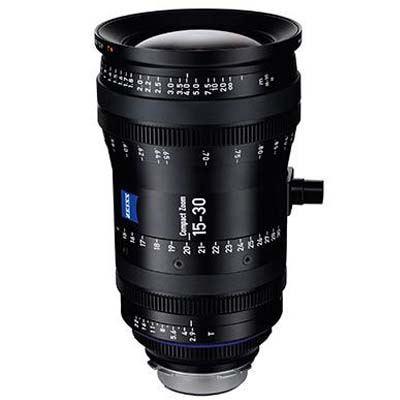 Zeiss 15-30mm T2.9 CZ.2 Cine Zoom Lens – Micro Four Thirds (Feet)