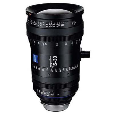 Zeiss 15-30mm T2.9 CZ.2 Cine Zoom Lens – Micro Four Thirds (Metric)