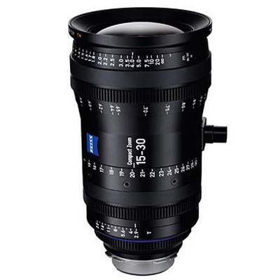 Zeiss 15-30mm T2.9 CZ.2 Cine Zoom Lens - Sony E Mount, Feet