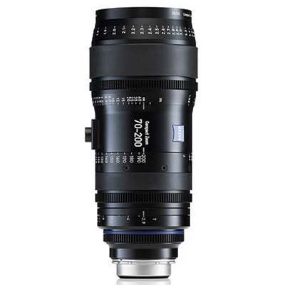 Zeiss 70-200mm T2.9 CZ.2 Cine Zoom Lens - Sony E Mount (Metric)