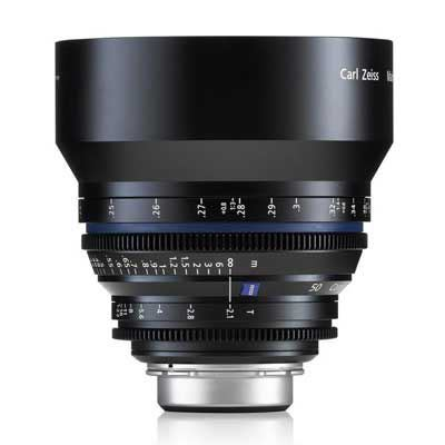 Zeiss 50mm T2.1 CP.2 Makro Cine Prime T* Lens - Nikon F Mount (Feet)
