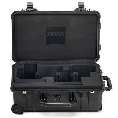ZeissTransport Case for CP.2 Lenses (4-Lens Case)