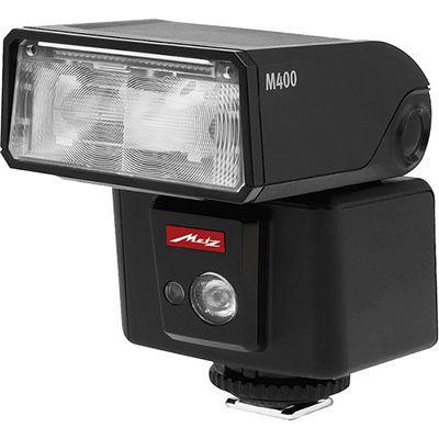 Metz M400 Flashgun for Olympus/Panasonic