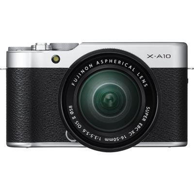 Fuji XA10 Digital Camera with 1650mm XC II Lens