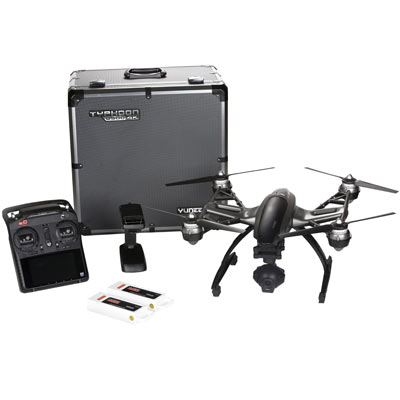 Yuneec Typhoon Q500 4K Full Version with Trolley
