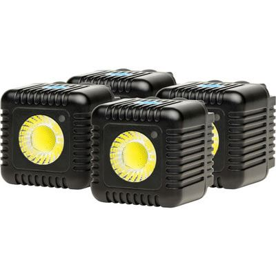 Lume Cube Quad Pack - Gun Metal