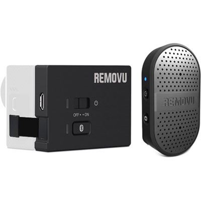Removu M1 + A1 Waterproof Wireless Microphone for GoPro