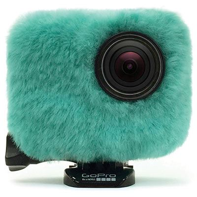 Removu Wind Jacket For GoPro - Blue