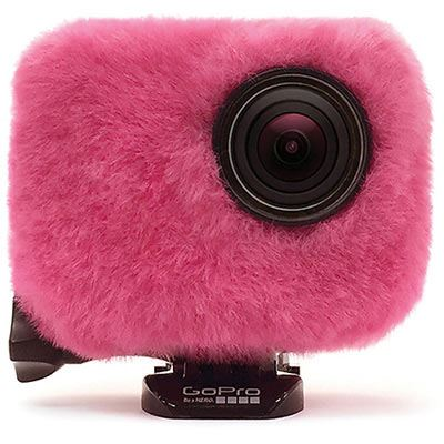 Removu Wind Jacket For GoPro - Pink