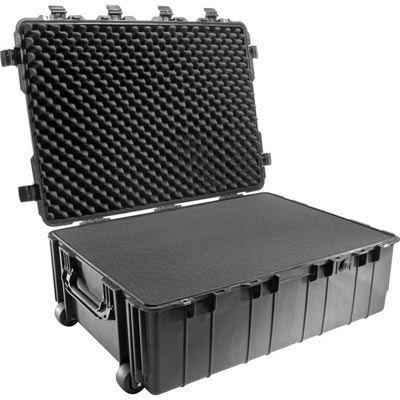 Peli 1730 Case with Foam - Black