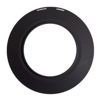 Image of Nissin MF18 Lens Adaptor Ring 49mm