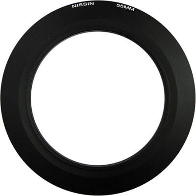 Image of Nissin MF18 Lens Adaptor Ring 55mm