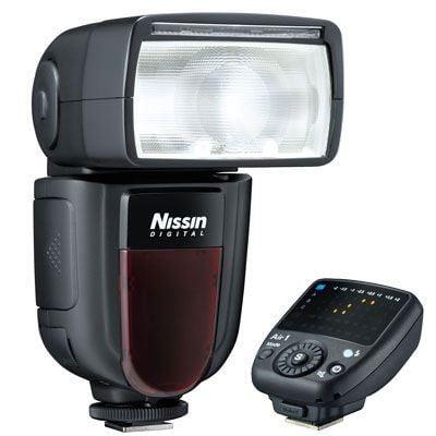 Nissin Di700 Air Flashgun and Commander - Fujifilm