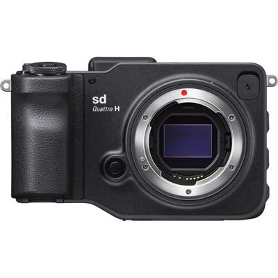 Image of Sigma sd Quattro H Digital Camera