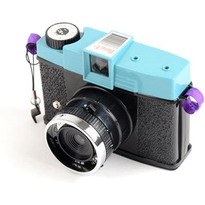 Used Lomography Diana Deluxe Camera Kit