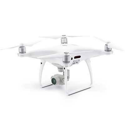DJI Phantom 4 Pro + Quadcopter Drone