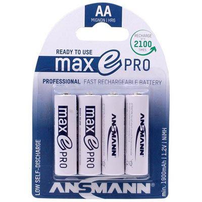 Image of Ansmann AA 1900mAh Maxe Pro (4 Pack)