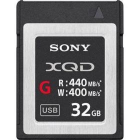 Sony 32GB XQD Flash Memory Card