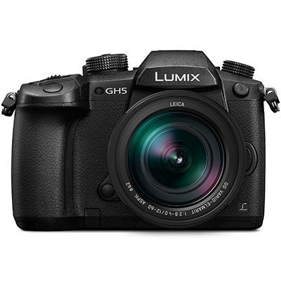 Panasonic Lumix DMC-GH5 Digital Camera with 12-60mm f2.8-4.0 Leica Lens