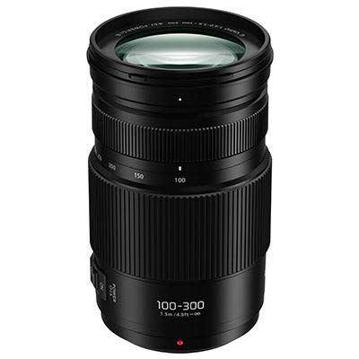Panasonic 100-300mm f4.0-5.6 II LUMIX G Vario Lens
