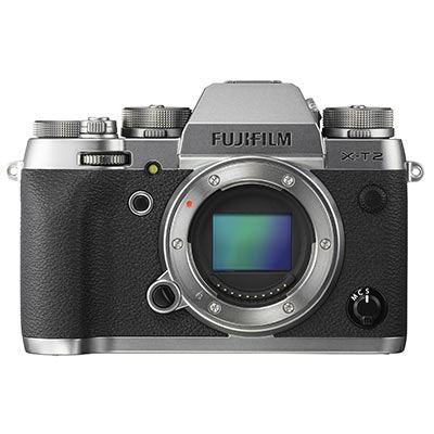Fuji XT2 Digital Camera Body  Graphite Silver