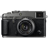 Fujifilm X-Pro2 Digital Camera Body with XF23mm F2 Lens - Graphite Silver