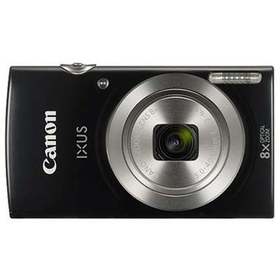 Image of Canon IXUS 185 HS Digital Camera - Black