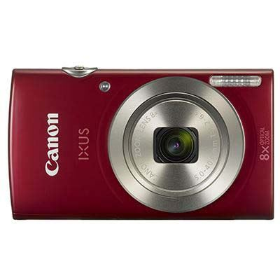 Image of Canon IXUS 185 HS Digital Camera - Red