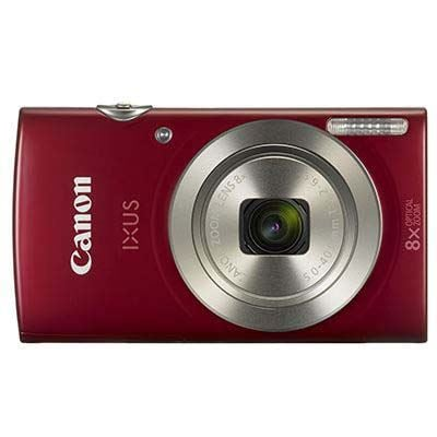 Canon IXUS 185 HS Digital Camera - Red