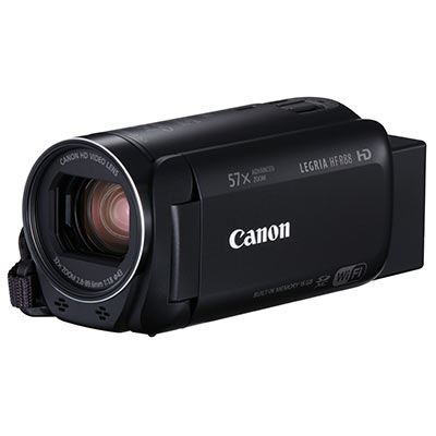 Image of Canon LEGRIA HF R88 HD Camcorder