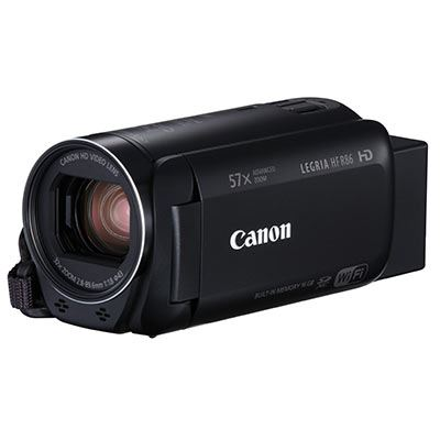 Image of Canon LEGRIA HF R86 HD Camcorder