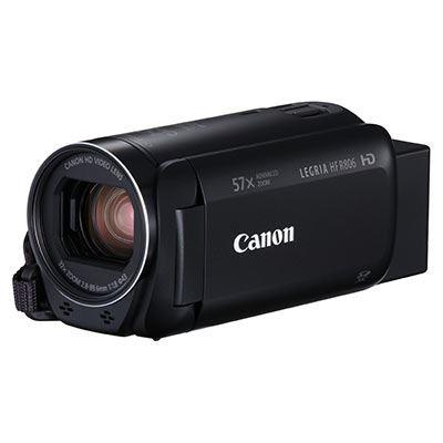 Canon LEGRIA HF R806 HD Camcorder - Black
